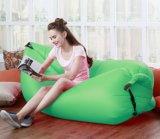 Neuer Entwurf Ripstop aufblasbarer Luft-Sofa-Nylonschlafsack im Freien faules Bed