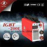スマートなインバーターMMA溶接機(IGBT-140E/160E/200E)
