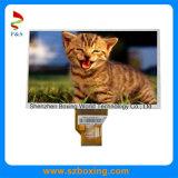 7.0-Inch 1024 (RGB) X 600p TFT LCD Bildschirmanzeige-Touch Screen mit 350 CD/M2 Helligkeit, LCM
