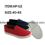 Vente en gros Chaussures à chaussures pour injection pour hommes Slip-on Casual Sports Footwear