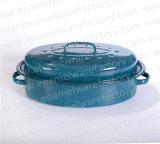エナメルのロースターの/Bake鍋、鍋の台所用品の台所機器