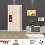 Moderner hölzerner Tür-Entwurfs-Melamin-Ende-Tür-Entwurf (GSP13-016)