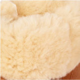 Теплый ботинок снежка овчины зимы с кнопкой 2 Bailey