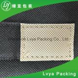習慣はロゴのギフト非編まれた袋のショッピングハンドルのNon-Woven布袋を印刷した