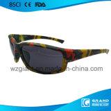 Moderne heiße komprimierende Eyewear Mann-Sport-Sonnenbrillen