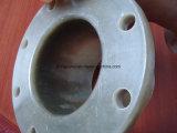 De Montage van de Pijp van de glasvezel - Flenzen - het Product van de Douane