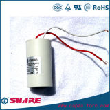 конденсатор бега мотора 250vca Cbb60 Sh