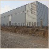 Constructions en acier d'atelier de structure préfabriquée en métal à vendre