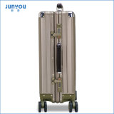 2017 Nuevo diseño 20/24 pulgadas Aluminumtrolley equipaje para niñas