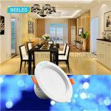 LEDの軽い天井灯15Wの純粋で白いプロジェクト商業LED Downlight