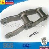 Wdh112広いシリーズによって溶接されるクランクリンク製造所の鎖