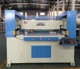100t Cabeça Recuo Automático máquina de corte hidráulico para plástico