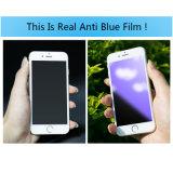 De anti-blauwe Transparante Aangemaakte Beschermende Wacht van het Scherm van het Glas voor iPhone7 /7 plus