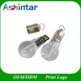 USB Pendrive 방수 전구 USB 플래시 디스크를 인쇄하는 지원 로고