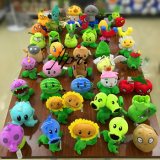 Las plantas y Zombies Juego de niños de la serie de juguetes de peluche