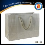 Sac à provisions ondulé de sac de papier de carrefour