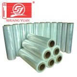 Plástico Clear LLDPE Stretch Film Static Packaging Film