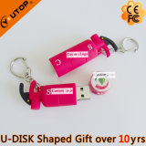 Подарок гасителя выдвиженческий USB Pendrive с коробкой PP (YT-6662)