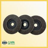 Zirconia T29, disco de aleta de suporte de fibra de vidro T27, roda abrasiva abrasiva