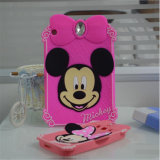 Fumetto Mickey e cassa del silicone di Minnie per iPad mini