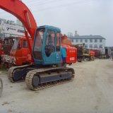 Excavatrice moyenne hydraulique de Hitachi utilisée par Japon de machines de construction de chenille