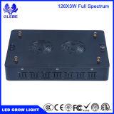 Leiden van Shenzhen 126PCS/LED3w kweken Licht Volledig Spectrum voor BinnenInstallaties Veg en Bloem 5292lm