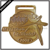 Qualitätszink-Legierungs-grosse Medaille für Förderung-Geschenk (BYH-10174)