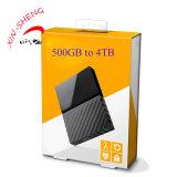 жесткий диск External 500GB 1tb 2tb 3tb 4tb