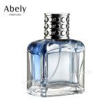Unique forma elegante botellas de perfume para hombres