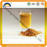 Petróleo de linaza natural del aceite de linaza del extracto de la semilla de lino de la venta a granel de la pureza elevada