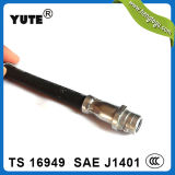 """Boyau en caoutchouc normal de frein de boyau de SAE J1401 de Yute 1/4 """""""