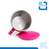 Taza durable y irrompible del acero inoxidable y taza de la leche para los cabritos