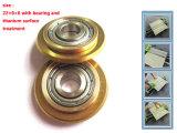 срок пригодности 30000m с точным колесом резца плитки карбида заварки