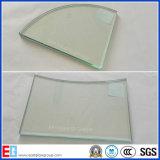 不規則な整形ガラス研がれた磨かれたまたはガラスの溝を作るか、または穴の退屈なガラス