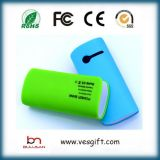 5200mAh携帯電話の電池バンクUSB