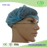 Ly Capsules Quirúrgicos Desechables Single Use Elastic Mob Cap PP No Tejidos Bouffant Hats for Hospital