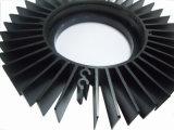 Aluminio / aluminio extruido Cuerpo de Refrigeración ( TS16949 : 2008 certificado )