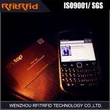 Papier de carte de travail NFC programmable 13,56 MHz