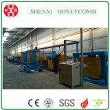 Machine à grande vitesse du nid d'abeilles Hcm-2200
