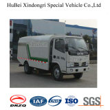 5cbm Dongfeng Road Dust Suction Truck Euro 4
