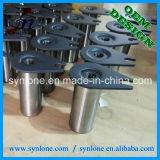 鍛造材および溶接の鋼鉄はシャフトを接続する