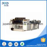 Máquina tres Layor papel autocopiativo rollo que rajan
