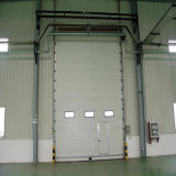 Wohnschnittselbstgarage-Tür