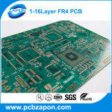 Blauwe PCB Fr-4 van de Kleur Materiële Goedkope die Prijs in China wordt gemaakt