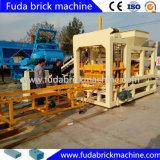 Met elkaar verbinden van het Beton van Topten het Hydraulische/Betonmolen/Stoeprand/Hol Blok die Machine maken