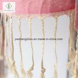 カシューのジャカード冬のスカーフが付いている販売の方法Pashminaの熱いショール