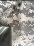 ткань Taslan полиэфира 228t с тканью печатание TPU 3k/5k камуфлирования