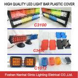 Cubierta de la lámpara para la barra ligera del LED, luz del trabajo de 16W LED, barra ligera de conducción del LED