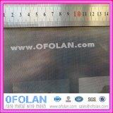 Maglia del filtro ampliata titanio per l'elettrodo della batteria (Gr1 in azione)