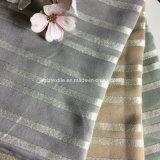 Típico nuevo hilado teñido de chenilla sensación especial de tela de cortina